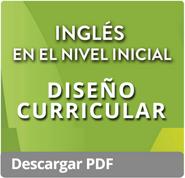 Ingles Nivel Inicial Diseño Curricular