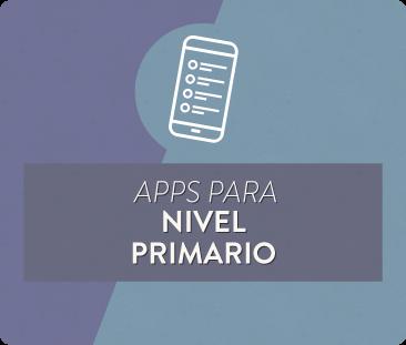 Apps para Nivel Primario