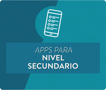 Apps para Nivel Secundario